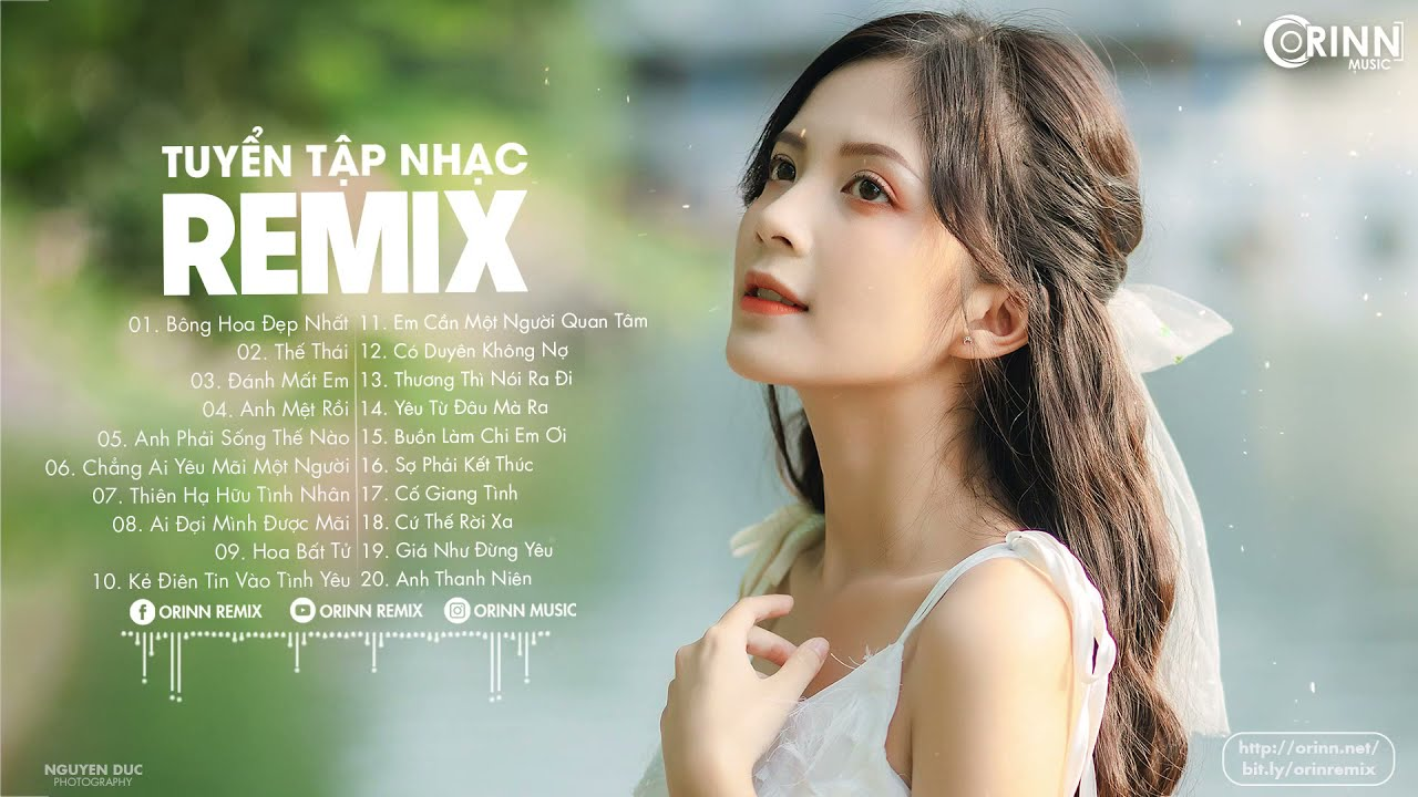 """NHẠC TRẺ REMIX 2020 HAY NHẤT HIỆN NAY – EDM Tik Tok ORINN REMIX – Lk Nhạc Trẻ Remix 2020 """"Cực Căng"""""""