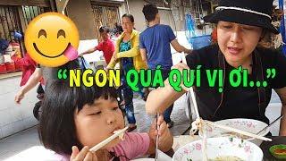 [Từng biết vì Việt kiều chỉ] PHỞ MIẾN Gà Kỳ Đồng ngon quá