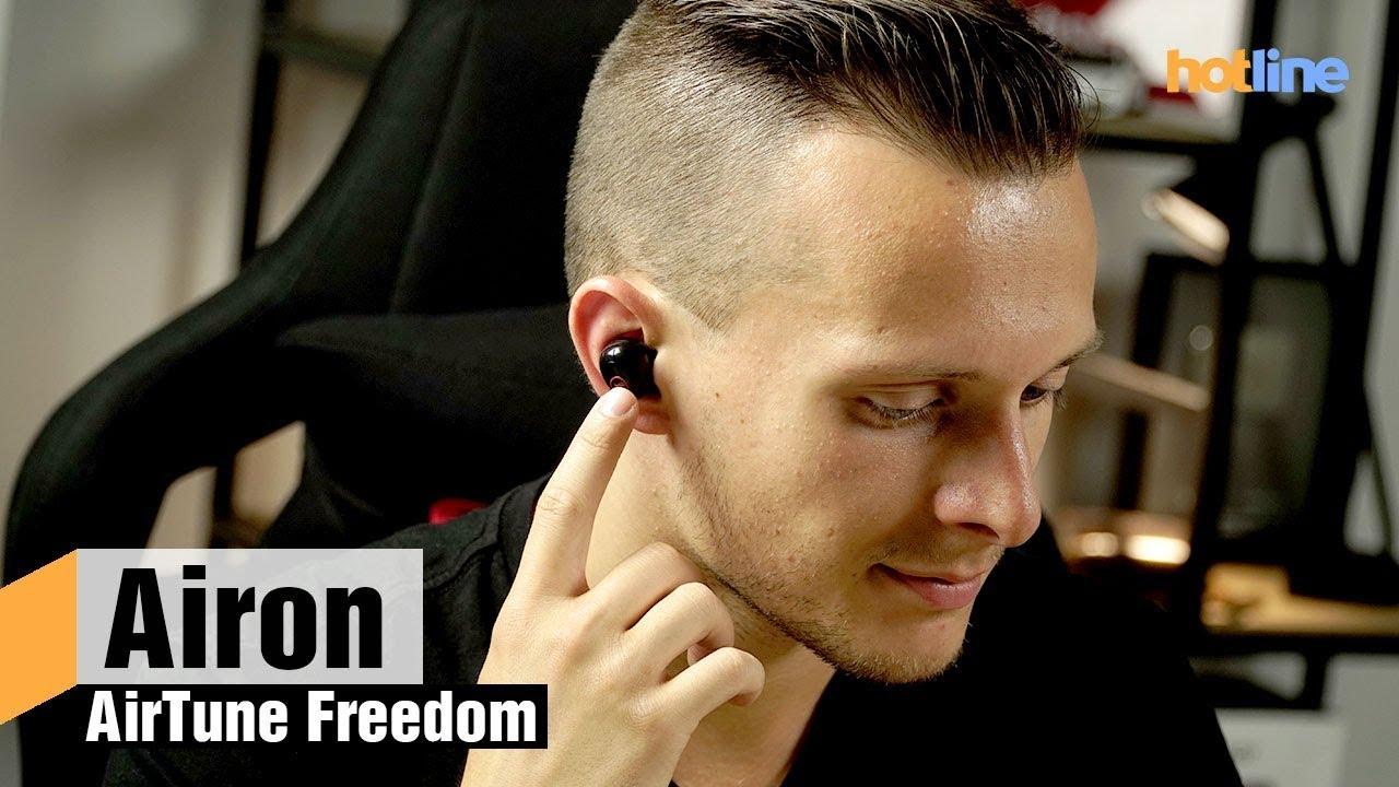 Airon AirTune Freedom — обзор беспроводных наушников