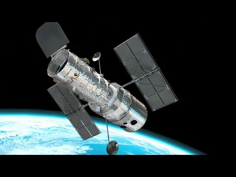 The History Of The Hubble Space Telescope