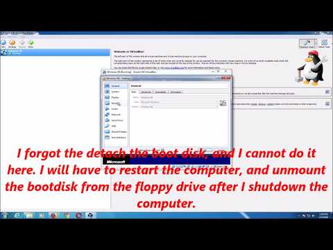 How to Install Windows 98 on Virtualbox with Display Drivers