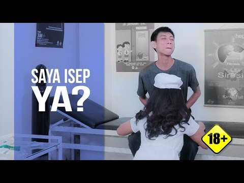 [HOT!] Video Lucu - Suster Gemesin Minta Isep!