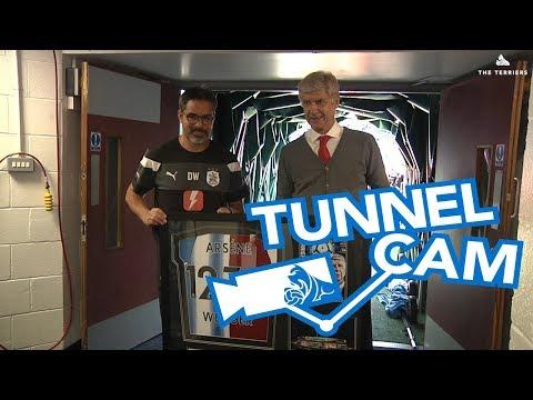 🎉CELEBRATION! TUNNEL CAM: Huddersfield Town vs Arsenal Mp3