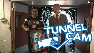 🎉CELEBRATION! TUNNEL CAM: Huddersfield Town vs Arsenal