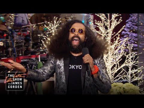 Reggie Watts' Holiday Song