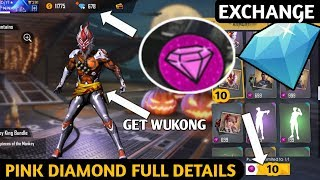 Watch Ads Earn Diamond - Pink Diamond Event Full Details - Free Fire New Event Full Details