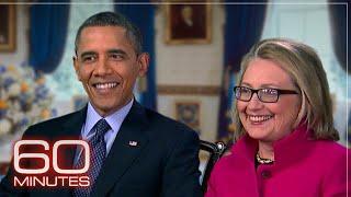 2013: President Obama and Secretary Clinton