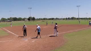 Championship Game 55 Majors SSUSA Texas State Championship