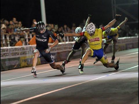 Kaohsiung 2015 - HIGHLIGHTS DAY 6 ROAD - World Speed Skating Championship Kaohsiung 2015