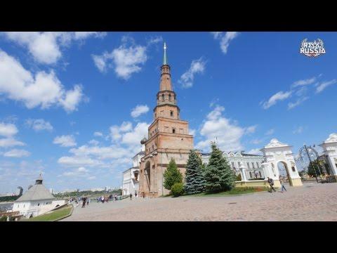"""Kazan Kremlin. """"Real Russia"""" Vlog 7"""