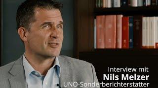 Wichtig für die Schweiz! Interview mit Prof. Nils Melzer, UNO-Sonderberichterstatter für Folter | Terror-Gesetz (PMT) Schweiz