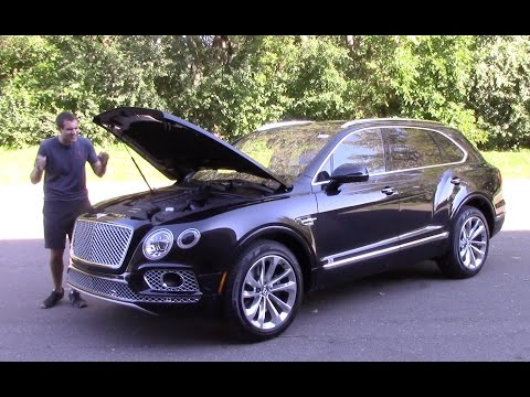 Here's Why the Bentley Bentayga Is Worth $250,000