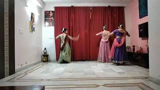 AASHINI, KRITHIKA, NANDINI AND NAYANIKA Facebook Live Performance 26 Nov 2020- JSMV