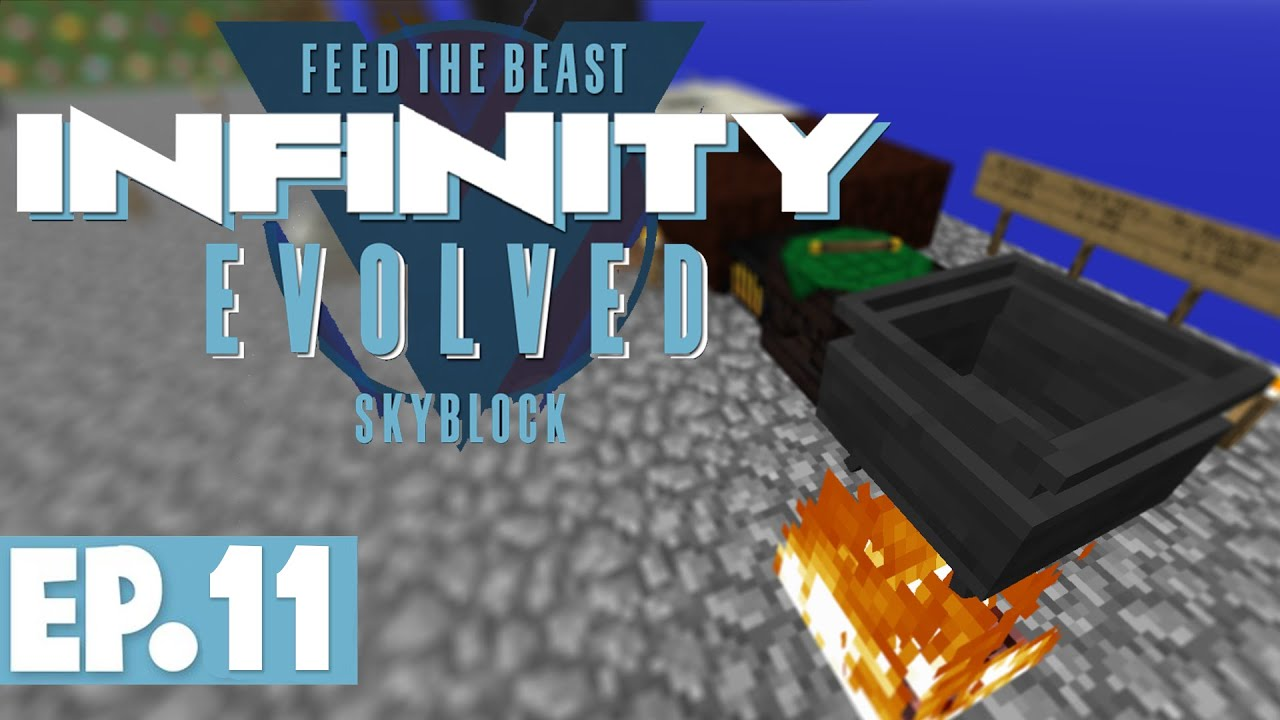 Ftb Infinity Evolved Skyblock Witches Cauldron Creating Mutandis