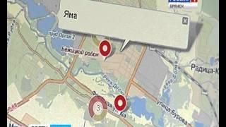 Прект Интерактивная карта дорог в действии