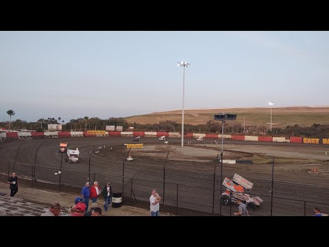 Night 1 for The All Star Circuit of Champions @ East Bay Raceway Park