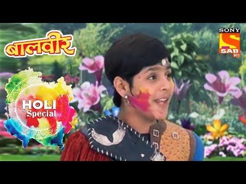 Holi Special   Holi Celebration In Pari Lok   Baalveer