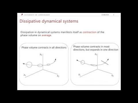 Dynamical Systems,  Part 3. Attractors in dynamical systems