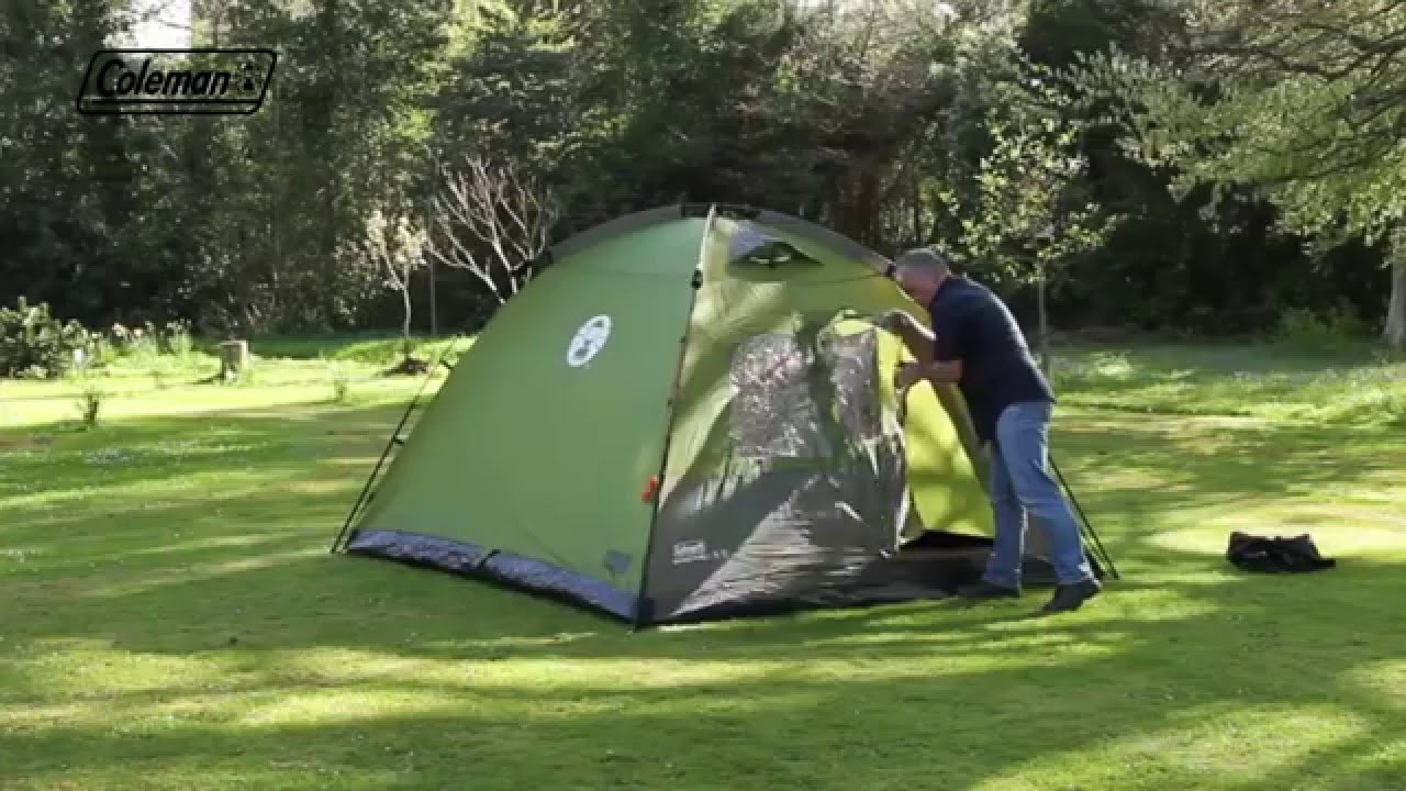 Coleman tent  Instant Dome 5  5 persons & Coleman tent