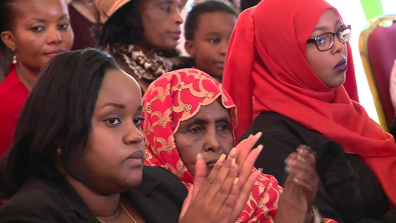 Kenyan Cabinet Secretaries Swearing In Of New Cabinet Secretaries And Permanent Secretaries