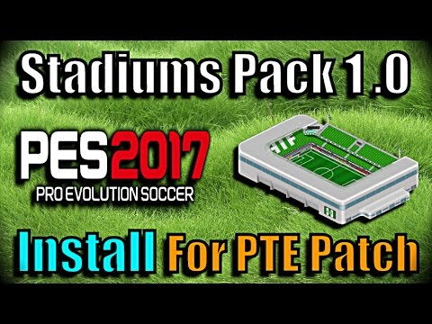 PES 2017 PTE Patch Stadium Pack 1 0 + UPDATE 1 0 1 [Downloads]