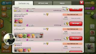 Clash of Clans dangerous attack