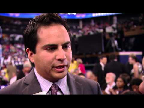 """Colo. Rep. Don Pabon: """"The Democratic Party is a Reflection of America"""""""