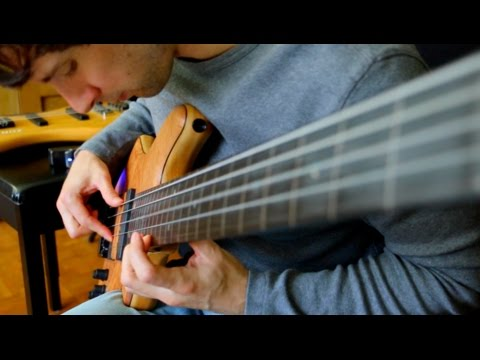 THE LAST OF THE MOHICANS - Fretless & Fretted Bass - Zander Zon