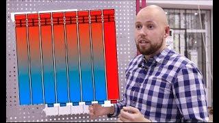как правильно подключить  радиатор в квартире