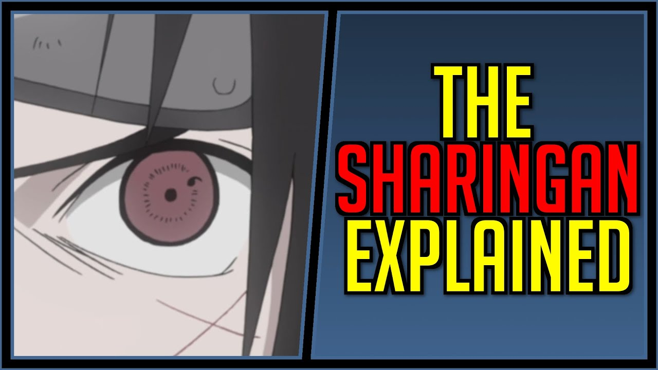 Explaining the Sharingan