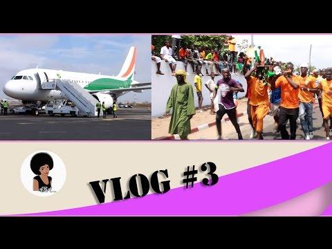 VLOG - Dakar / Abidjan - Can 2015 (Côte d'Ivoire championne d'Afrique)