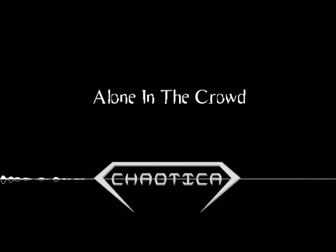 Alone in the