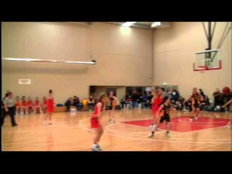 Michaela Lappin #8 South Australia Metro, National Championships