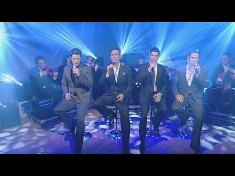Il divo perform adagio live on gmtv youtube - Youtube il divo adagio ...