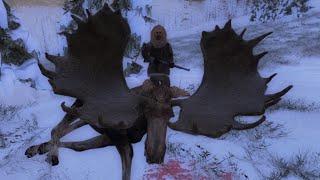TheHunter - Monster Moose & Albino Brown Bear