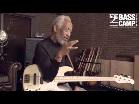 Bass Camp 2015 - Chuck Rainey Full Interview