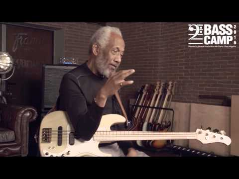 Bass Camp 2015 - Chuck Rainey Full Interview