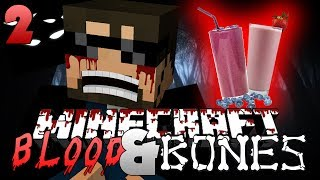Minecraft FTB BLOOD AND BONES 2 - ALL THE ITEMS (Minecraft Mod Survival FTB)
