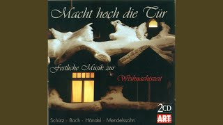 Sacred Vocal Works, Op. 138: IV. Unser lieben Frauen Traum