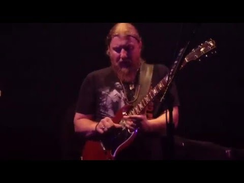 Tedeschi Trucks Band - Keep On Growing (Live at Byron Bay, March 26, 2016)