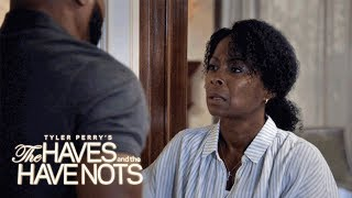 Hanna Learns the Chilling Truth About Derrick | Tyler Perry's The Haves and the Have Nots | OWN