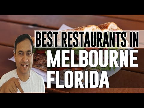 Best Restaurants And Places To Eat In Melbourne, Florida FL