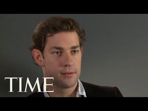 TIME Magazine Interviews: John Krasinski