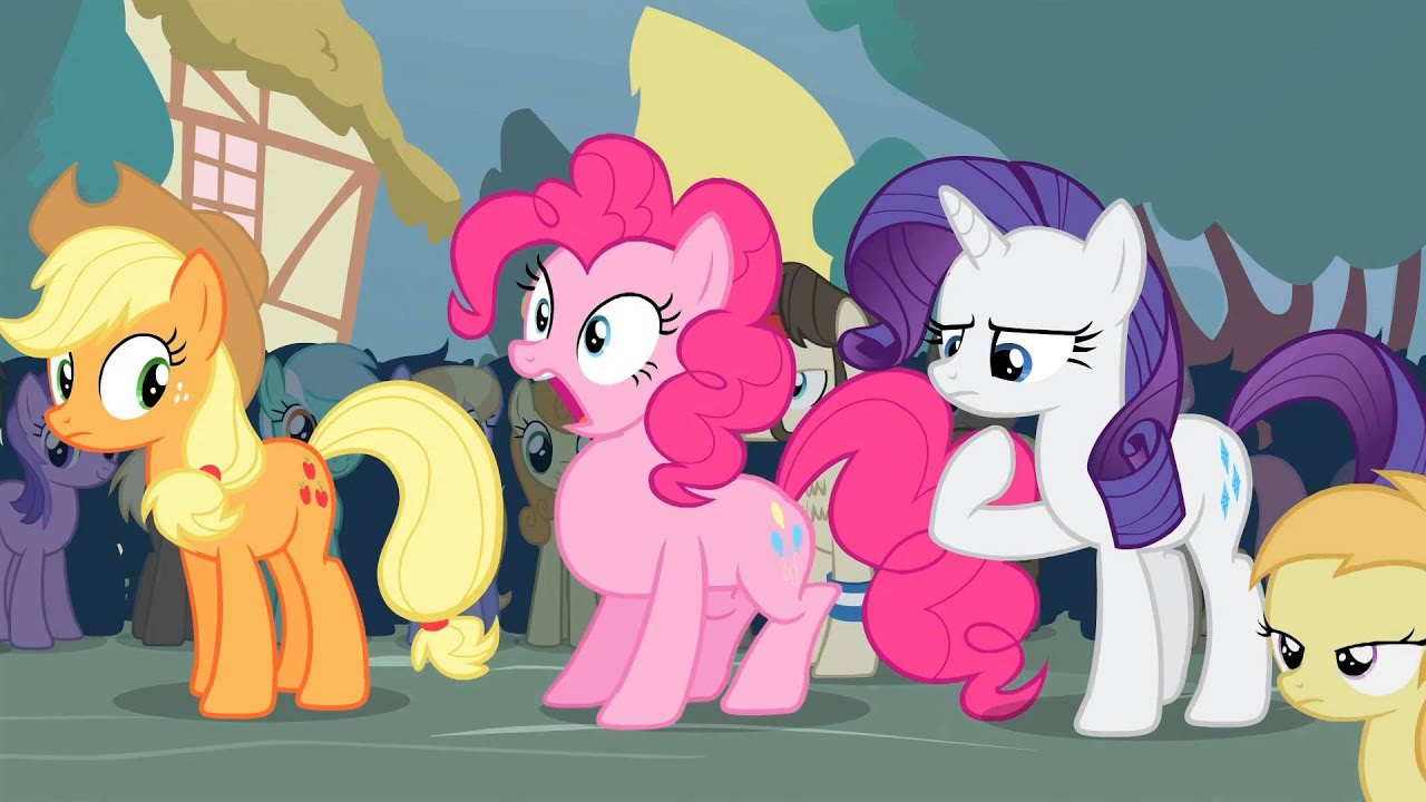 My Little Pony: Friendship Is Magic: Games Ponies Play