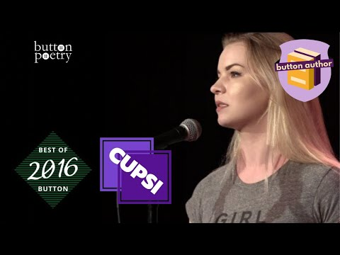 Reagan Myers - 'The Girl Becomes Gasoline' (CUPSI 2016)