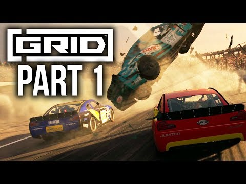 GRID 2019 Career Mode Gameplay Walkthrough Part 1 - INTRO (World Series)