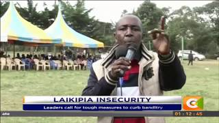 Leaders call for tough measures to curb banditry