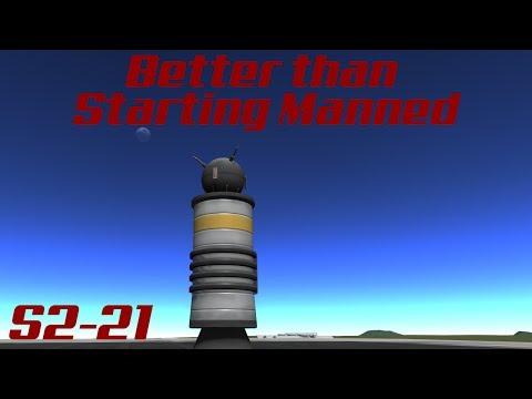 Better than Starting Manned - S2, E21: Munar Return Fresh Try - Part 2