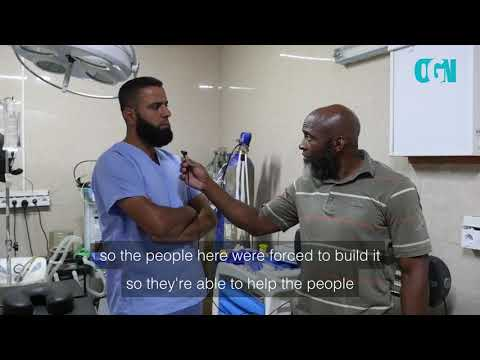 Underground Hospitals on the Rise in Syria
