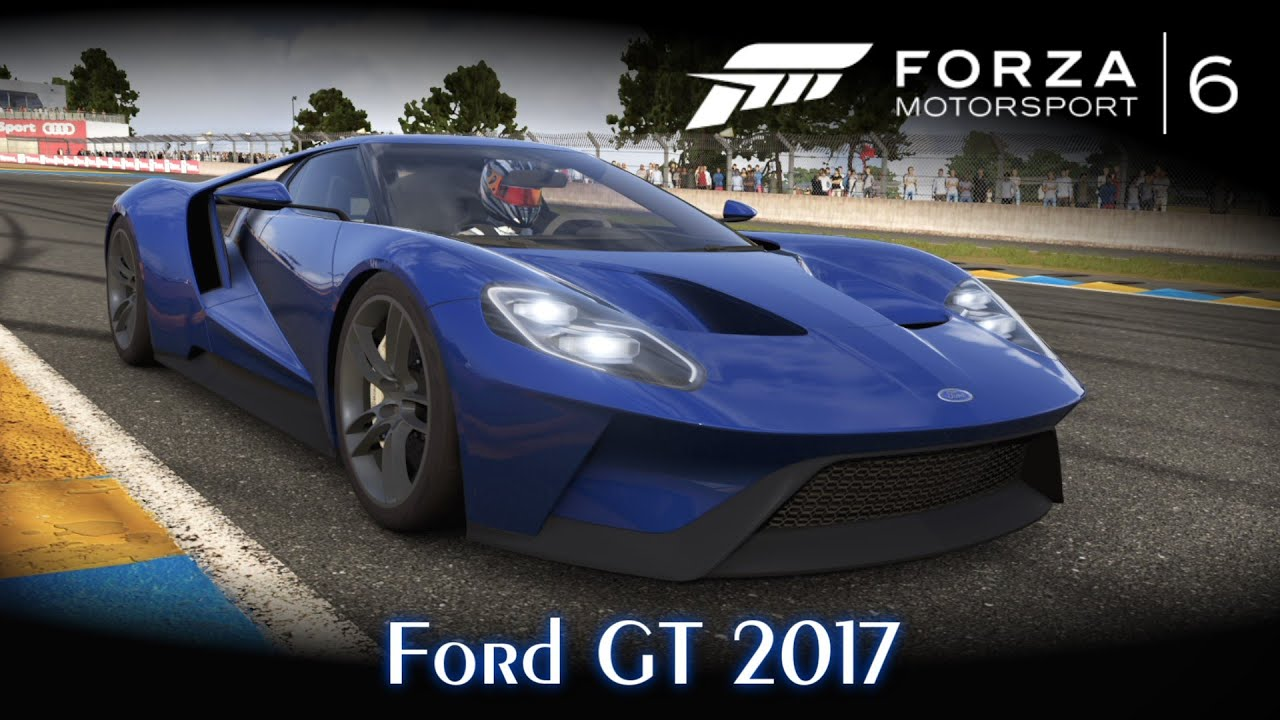 ford gt 2017 top speed feliz ano novo forza motorsport 6 pt br youtube. Black Bedroom Furniture Sets. Home Design Ideas